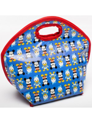 Zak!Designs Disney Big Face Mickey schooltas - Blauw