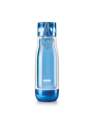 Zoku Hydration Everyday Drinkbeker 475 ml - Blauw
