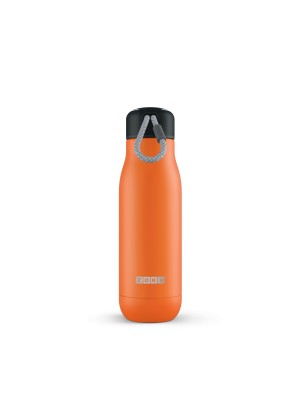 Zoku Hydration Rvs Drinkbeker 500 ml - Oranje