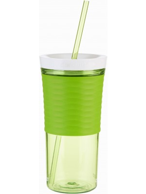 Contigo Drinkbeker Shake 'n Go Hot or Cold 540 ml - Groen