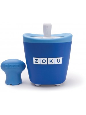Zoku Quick Pop Maker Single - Blauw