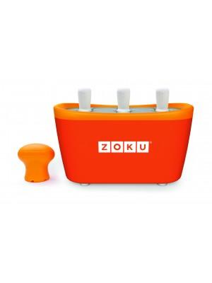 Zoku Quick Pop Maker Trio - Oranje