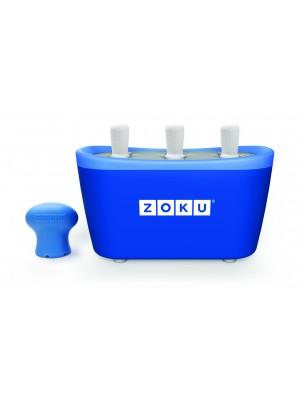 Zoku Quick Pop Maker Trio - Blauw