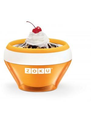 Zoku Ice Cream Maker - Oranje