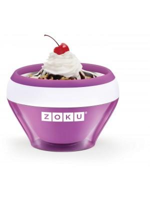 Zoku Ice Cream Maker - Paars