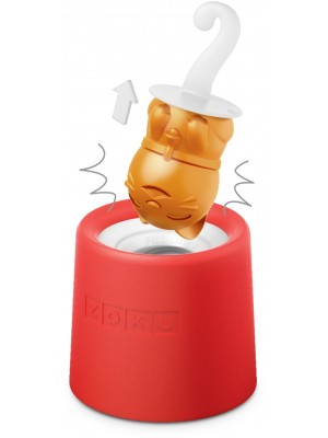 ZOKU Icelolly Pop Maker Rood Kitty