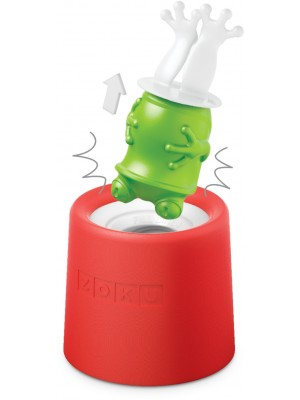 ZOKU Icelolly Pop Maker Rood Kikker