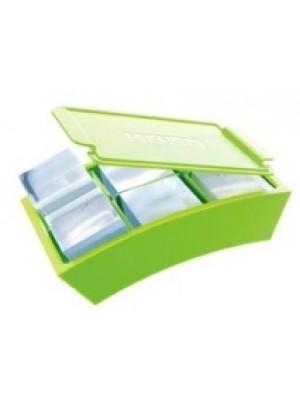 Zoku IJsblokjesmaker Jumbo Set van 2 Stuks Groen