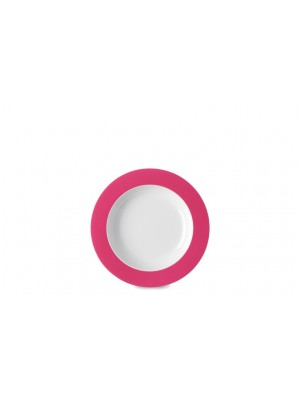 Mepal Diep bord Wave 210 mm - Latin Pink