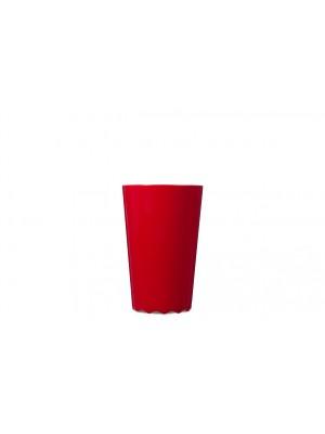 Mepal beker Wave 200 ml - luna rood
