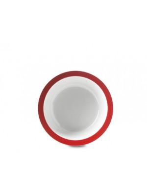 Mepal schaaltje Wave 165 mm - luna rood