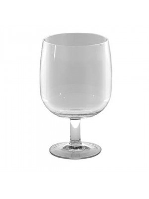 Zak!Designs Drinkwaren Stacky Glas op voet 25 cl. - Transparant
