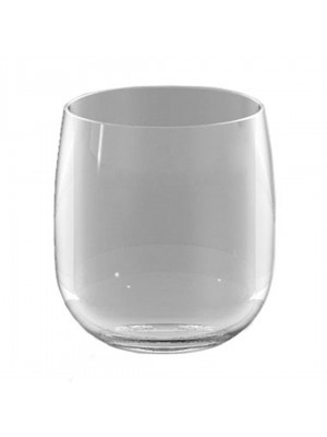 Zak!Designs Drinkwaren Stacky Balloon drink glas 30 cl. - Transparant