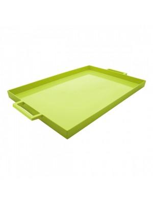 Zak!Designs TV Dienblad - Rechthoekig - 43 x 29 cm - Kiwi Green