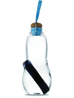 Black+Blum Drinken Eau Good Beker 800 ml - Blauw/Transparant