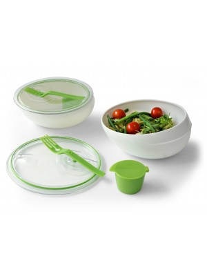 Black+Blum Box Appetit Lunch en Salade Schaal 1000 ml - Lime