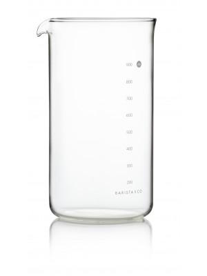 Barista & Co Barista Plunger Reserveglas voor 8 koppen - Transparant