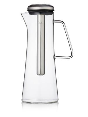 Barista & Co Karaf Ice Coffee 1L - electric steel