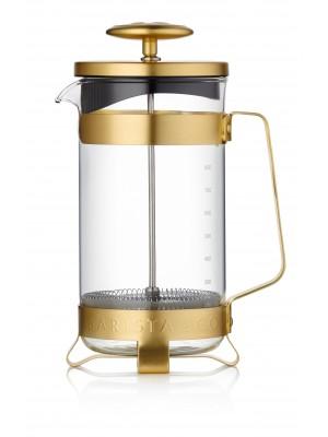 Barista & Co Barista Plunger voor 8 koppen - Goud