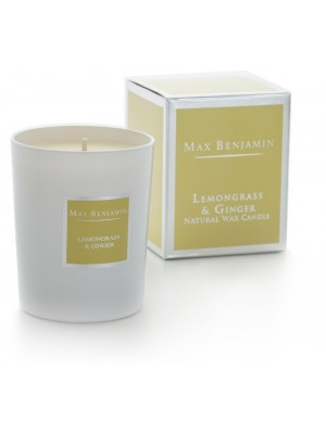 Max Benjamin Geurkaars Classic 190 g - Lemongrass & Ginger