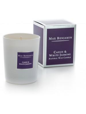 Max Benjamin Geurkaars Classic 190 g - Cassis & White Jasmine