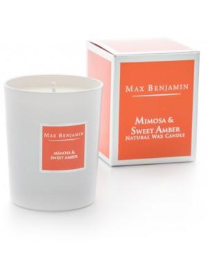 Max Benjamin Geurkaars Classic 190 g - Mimosa & Sweet Amber