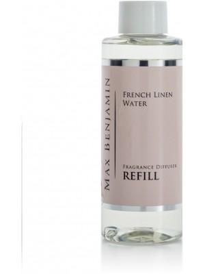 Max Benjamin Geurrefill voor Diffuser Classic 150 g - French Linen Water
