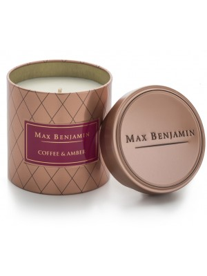Max Benjamin Geurkaars Coffee Collection 170 g - Coffee & Amber