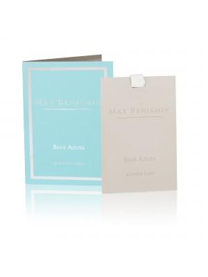 Max Benjamin Geurkaart - Blue Azure