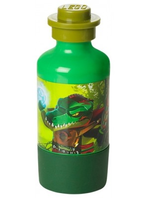Lego Drinkfles Chima 400 ml - Groen