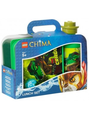Lego Lunchset Print Legends of Chima