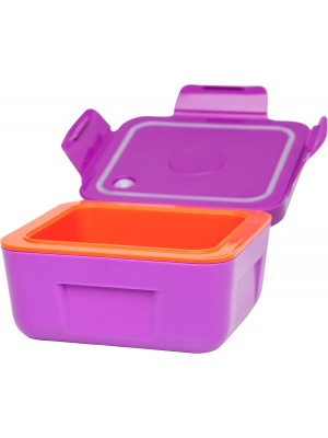 Dubbelwandige Foodcontainer 0,47 liter - Berry