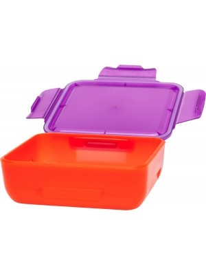 Dubbelwandige Foodcontainer 0,47 liter - Rood