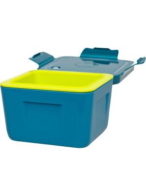 Dubbelwandige Foodcontainer 0,70 liter - Marine Blauw