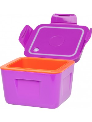 Dubbelwandige Foodcontainer 0,70 liter - Berry