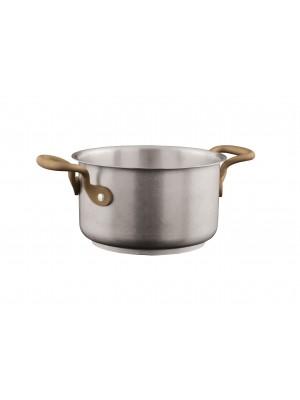 Sambonet Vintage Kookpan Hoog 3,8  L zonder Deksel