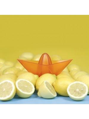 Koziol citruspers AHOI transparant rood