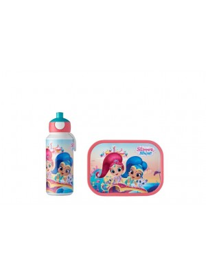 Mepal Lunchset Campus (pop-up drinkfles en lunchbox) - Shimmer & Shines