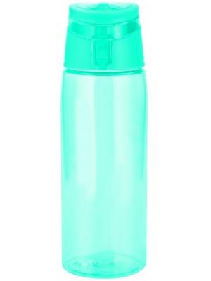 Zak!Designs Sport Drinkbeker - Incl. draagring - 75 cl - Aqua blauw/transparant