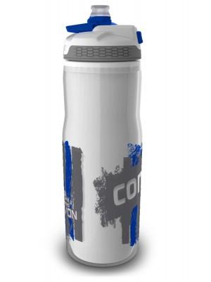Contigo Sport/Drinkbeker Devon dubbelwandig 700 ml - blauw