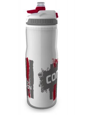 Contigo Sport/Drinkbeker Devon dubbelwandig 700 ml - Rood
