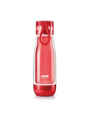 Zoku Hydration Everyday Drinkbeker 475 ml - Rood