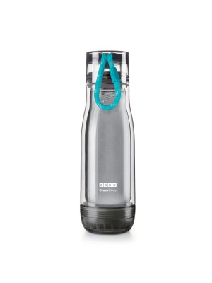 Zoku Hydration Active Drinkbeker 475 ml - Grijs