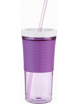 Contigo Drinkbeker Shake 'n Go Hot or Cold 540 ml - Paars