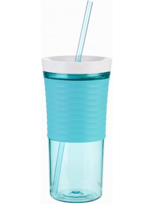 Contigo Drinkbeker Shake 'n Go Hot or Cold 540 ml - blauw