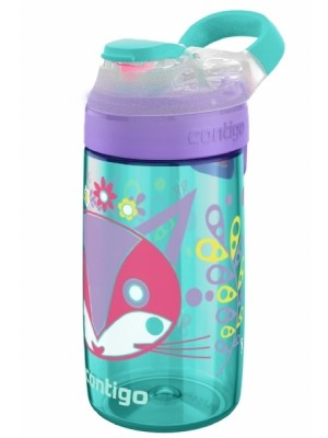 Contigo Drinkbeker Kids Gizmo Flip Autospout 420 ml - Ultrmarine perfect - groen