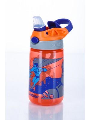Contigo Drinkbeker Kids Gizmo Sip Autoseal Nectarine Superhero - oranje