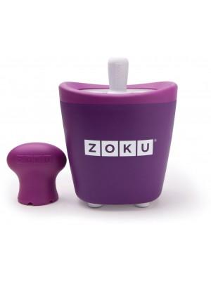 Zoku Quick Pop Maker Single - Paars