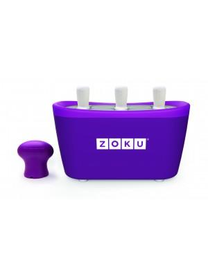 Zoku Quick Pop Maker Trio - Paars