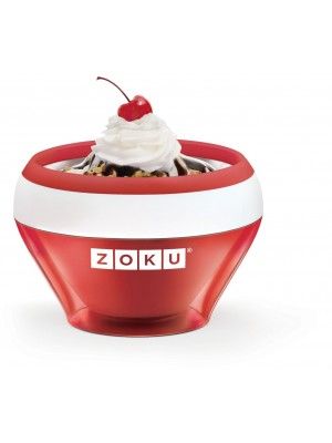 Zoku Ice Cream Maker - Rood